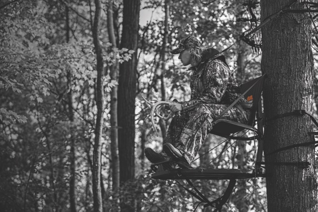 How to Lengthen Your Treestand Sits