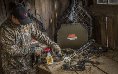 Caring for Your Treestand Post-Season